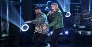 Watch J Balvin and Nicky Jam perform on Fallon