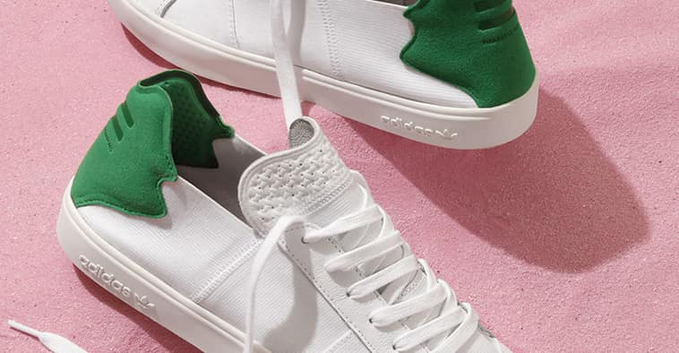 """b170042c5 Pharrell And Adidas Originals Announce Wavy """"Pink Beach"""" Collection ..."""