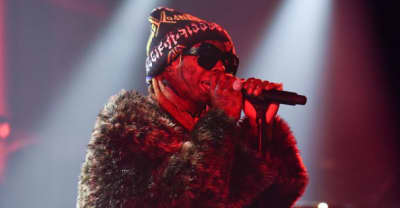"Watch Lil Wayne perform ""Don't Cry"" on The Late Show"