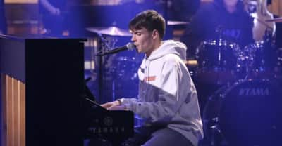 Watch Rex Orange County make his TV debut on The Tonight Show