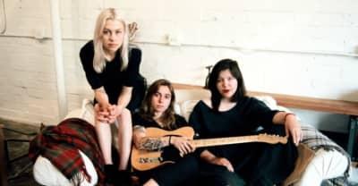 "Julien Baker enlists boygenius bandmates Phoebe Bridgers and Lucy Dacus on ""Favor"""