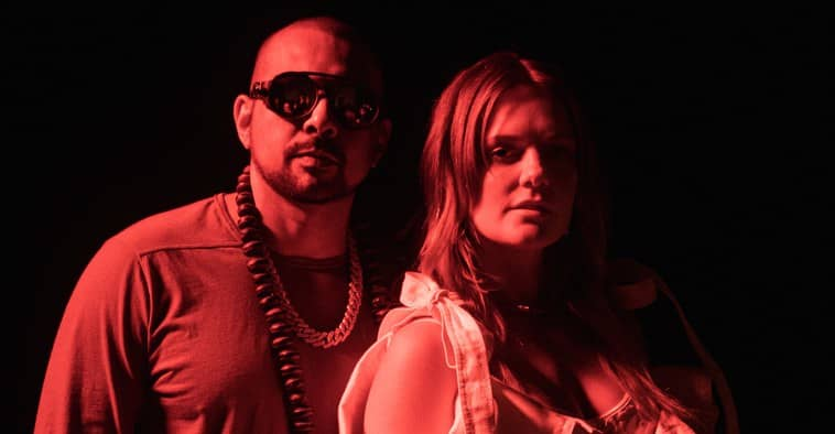 "Watch Sean Paul and Tove Lo's ""Calling On Me"" video"