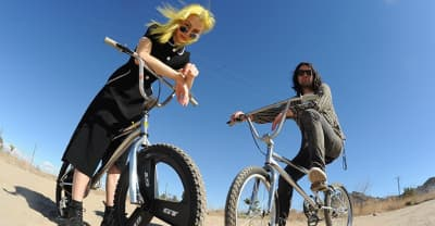 "Better Oblivion Community Center ask: ""Are we human? Or are we dancer?"""