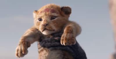 The first trailer for The Lion King reboot is here