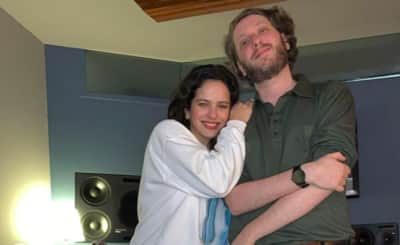 Rosalía and Oneohtrix Point Never might be cooking something up in the studio