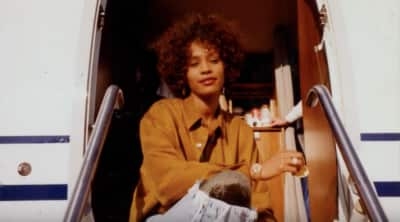 Watch a new trailer for the upcoming Whitney Houston documentary