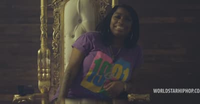 "Kamaiyah Celebrates Her Success In The ""I'm On"" Video"