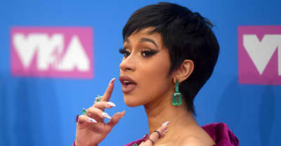 Cardi B's VMA look is straight up breathtaking