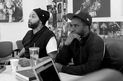 Joe Budden is going to have a new TV show on REVOLT