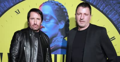 Trent Reznor and Atticus Ross announce vinyl-only Watchmen soundtrack