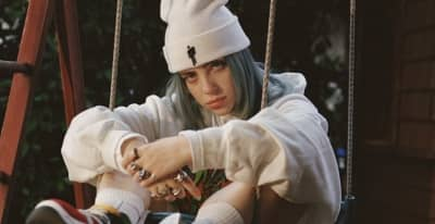 Billie Eilish is working on new music