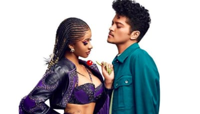 "Cardi B and Bruno Mars reunite on new single ""Please Me"""