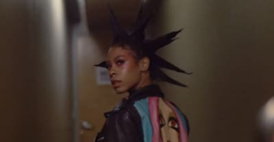 Rico Nasty can't stop, won't stop in Countin' Up doc