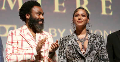 Listen to The Lion King reboot's soundtrack, featuring Beyoncé, Donald Glover, and Elton John