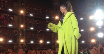 Here's Everything You Need To See From Rihanna's Fenty X Puma Fashion Show In Paris