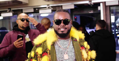 T-Pain addresses reports he was detained for bringing a loaded gun to the airport