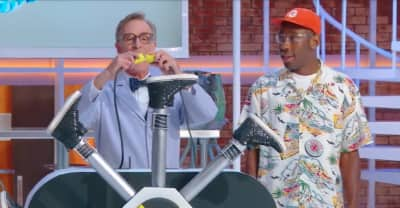 Tyler the Creator appears on the new season of Bill Nye Saves The World