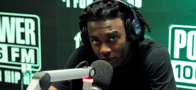 Playboi Carti talks new material with Frank Ocean