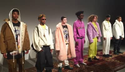 5 Collections We're Stoked About From New York Fashion Week: Men's
