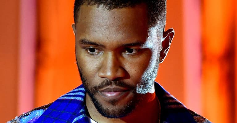 Frank Ocean appeared to debut new music at his PrEP+ night