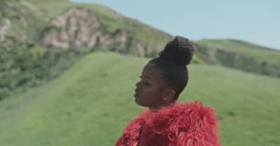 "Ari Lennox embraces nature in her ""Up Late"" video"