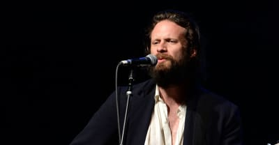 Watch Father John Misty's makeshift Grammy acceptance speech