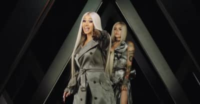 "Watch Cardi B and Kehlani's ""Ring"" video"