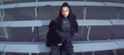 "Watch Ella Mai's ""Shot Clock"" video"