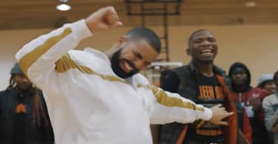 "BlocBoy JB remixes Drake's ""Nonstop"""