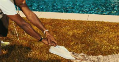 Tyler, The Creator unveils Golf Le Fleur x Converse faux-gator skin sneakers