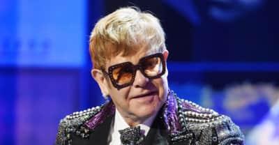 Elton John paid tribute to Mac Miller during concert