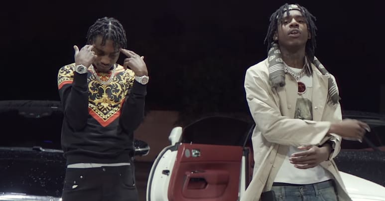 """Polo G and Lil Tjay link up again on """"First Place"""""""