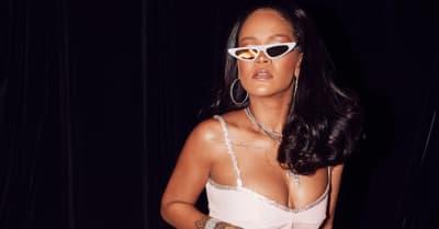 Rihanna's Fenty Beauty world tour looks are breathtaking