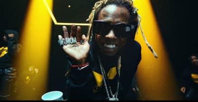 """Watch Lil Wayne's trippy video for """"Mama Mia"""""""