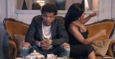 "Lil Baby takes Paris in new ""Close Friends"" video"