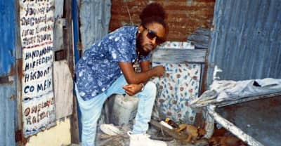 Quada holds dancehall's past and future in his fiery baritone