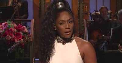 Tiffany Haddish and Saturday Night Live  take on sexual abusers
