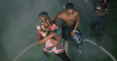 """Watch the new video for Naira Marley's World Cup anthem, """"Issa Goal"""""""