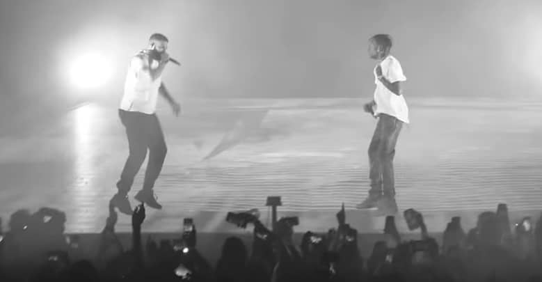 """35d46926c5b0 Travis Scott shares """"Sicko Mode"""" live video featuring Drake 