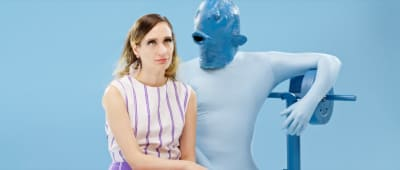 "Speedy Ortiz confront the fishy men of the world in ""Villain"" video"