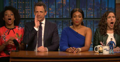 Watch Tiffany Haddish crack a great Denzel Washington joke on Late Night
