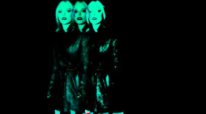 """Watch Alice Glass's """"I Trusted You"""" video"""