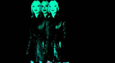 "Watch Alice Glass's ""I Trusted You"" video"