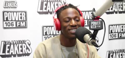 "Watch Joey Bada$$ Freestyle Over Future's ""Mask Off"""