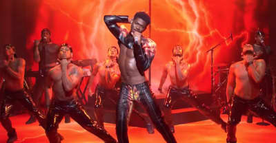 """Watch Lil Nas X bring """"Montero"""" and """"Sun Goes Down"""" to SNL"""
