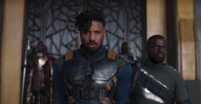 Black Panther is the first superhero movie to be nominated for Best Picture Oscar