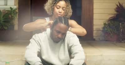 "Kendrick Lamar shares ""LOVE"" video"