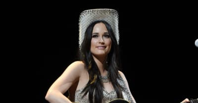 """Watch Kacey Musgraves perform """"Space Cowboy"""" on The Tonight Show"""