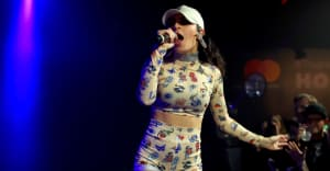 "Charli XCX responds to Neil Portnow's ""step up"" comments"