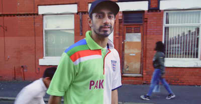 "Riz MC Celebrates British Multiculturalism In ""Englistan"" Video"